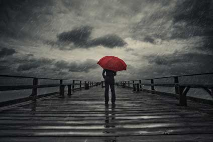 Bildquelle: fotoila, Humor ist mein regenschirm