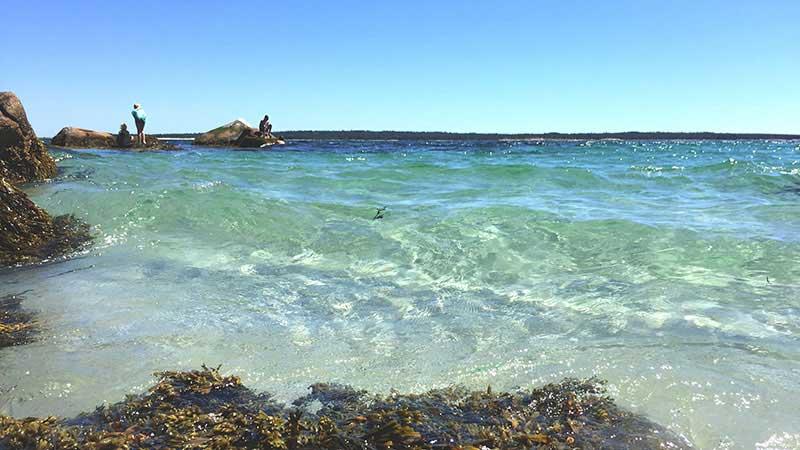 Sommer in Nova Scotia