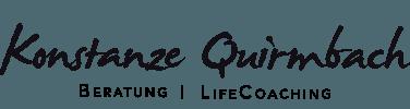 Beratung und LifeCoaching - Konstanze Quirmbach