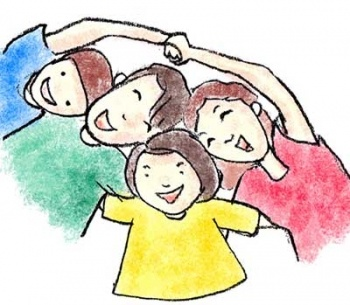 Familie, Freunde, Verbundenheit
