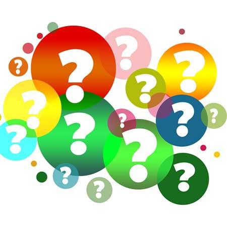 Fragen lieb haben und in die Antworten hineinleben