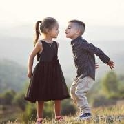 Wie schmeckt ein Kuss