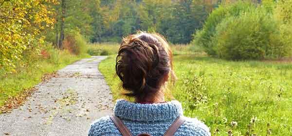 Wandercoaching, Auszeit in der Natur