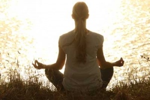 yoga beruhigt den geist